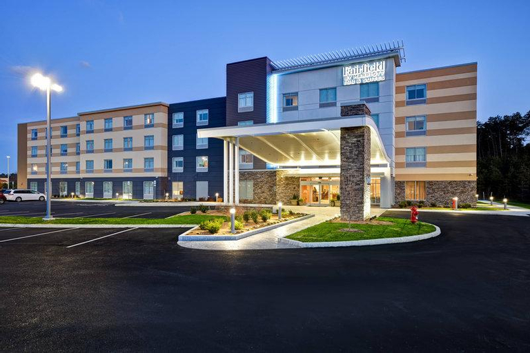 Fairfield Inn & Suites by Marriott Plymouth, Plymouth