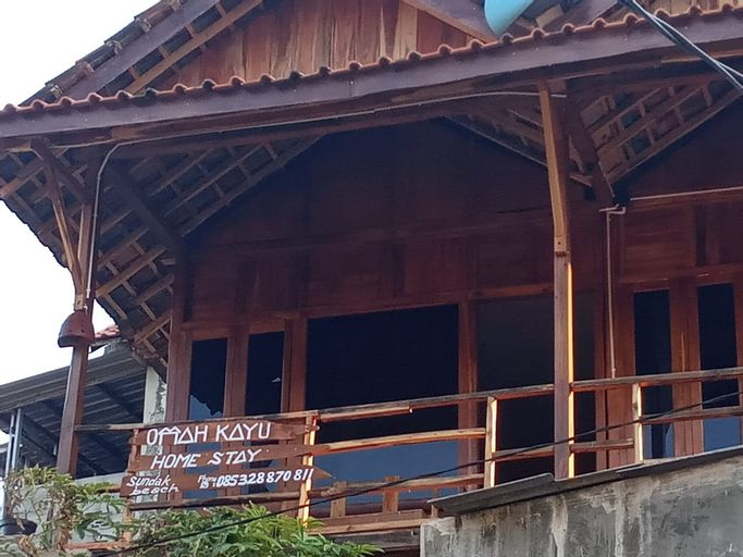 Omah Kayu, Gunung Kidul