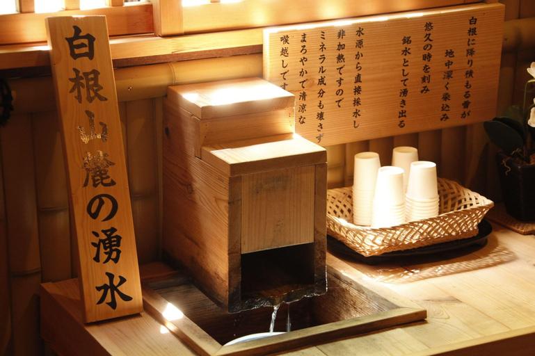 Kusatsu Onsen Yugomorinosato Ryokufutei, Kusatsu