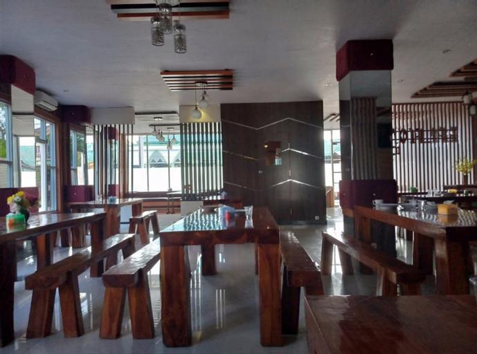 Galaxy Inn Hotel, Bau-Bau