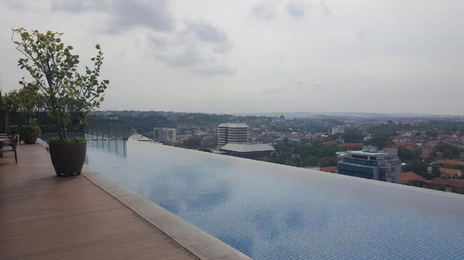 WR Apartemen Simpang Lima lt.15, Semarang