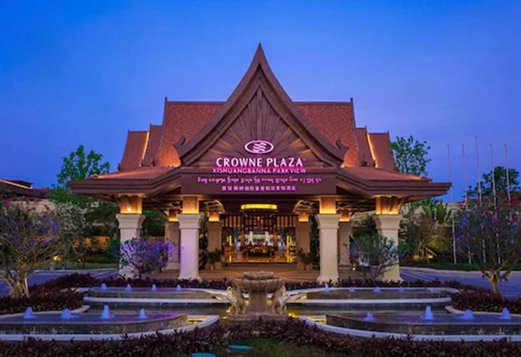 Crowne Plaza Resort Xishuangbanna Parkview, an IHG Hotel, Xishuangbanna Dai