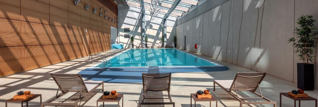 Hilton Geneva Hotel and Conference Centre, Genève