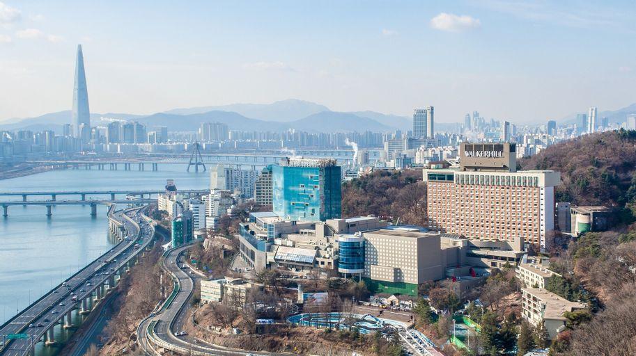Grand Walkerhill Seoul, Jungnang