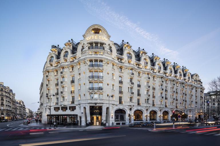 Hôtel Lutetia, Paris