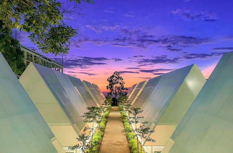 Rumah Atsiri Glamping, Karanganyar