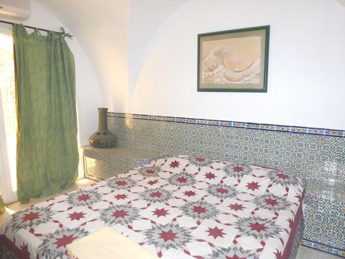 Villa With 4 Bedrooms in Hammamet, With Wonderful sea View, Private Pool, Enclosed Garden, Hammamet