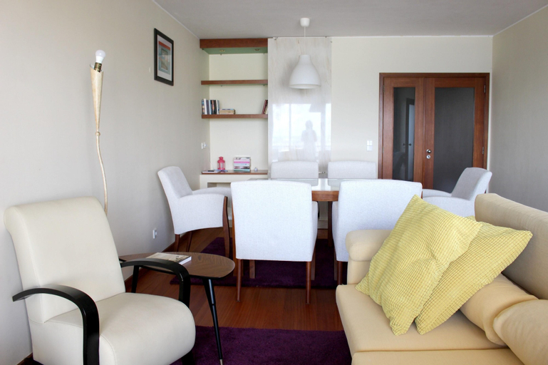 Apartment With 2 Bedrooms in Matosinhos, With Wonderful sea View, Shared Pool, Enclosed Garden - 100 m From the Beach, Matosinhos