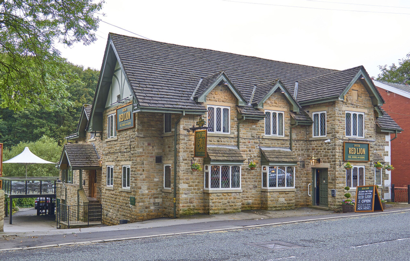 The Red Lion, Bury