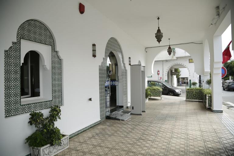 Hôtel al Mandari, Tétouan