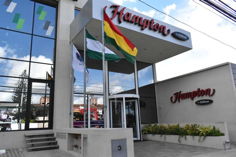 Hampton by Hilton Santa Cruz, Andrés Ibáñez