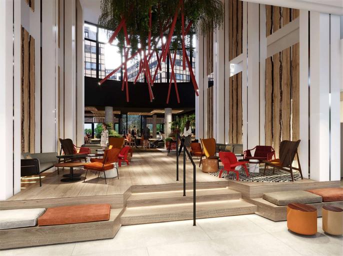 Novotel Paris Vaugirard Montparnasse Hotel, Paris