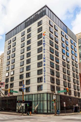 Comfort Inn & Suites Baltimore Inner Harbor, Baltimore