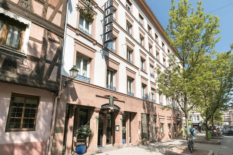Hôtel de l'Europe by Happyculture, Bas-Rhin