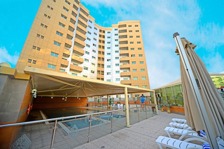 EMIRATES STARS HOTEL APARTMENTS DUBAI,