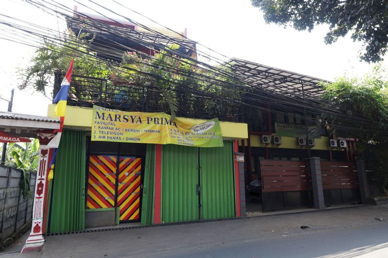 Penginapan Marsya Prima Syariah, East Jakarta