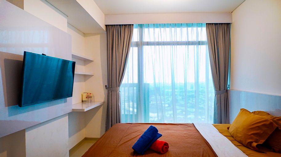 Ventura Room at TreePark City By RuangNyaman, Tangerang