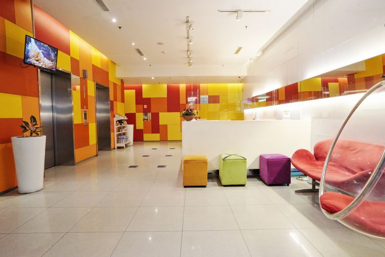 Algoritma Hotel FKA Zuri Express Hotel Palembang, Palembang