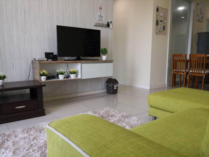 JW Home @ The Loft Imago -Deluxe 2 Bedroom Suite, Kota Kinabalu