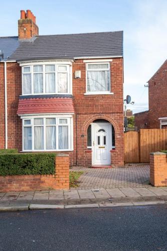 Alphalink house, Middlesbrough