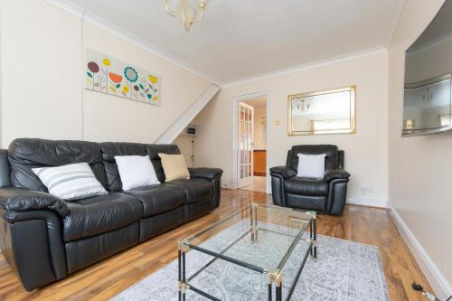 Fortified Three Bedroom Home, London