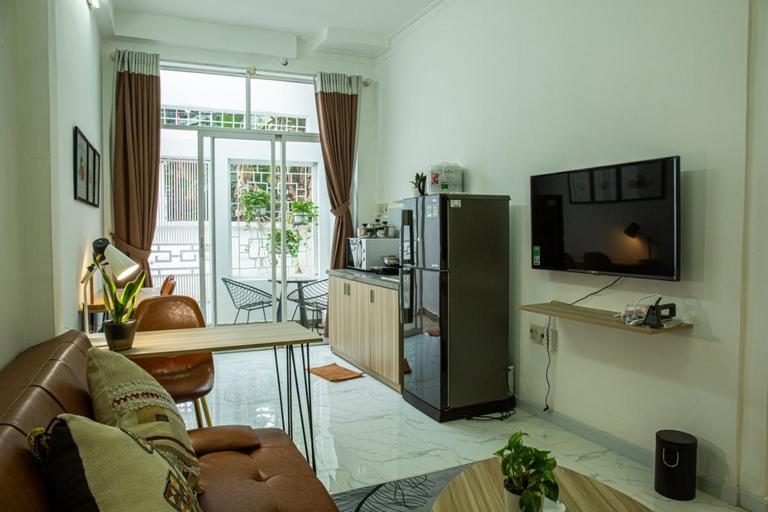 [City Center]-Garden View+Quiet Place-Apartment 1, Quận 3