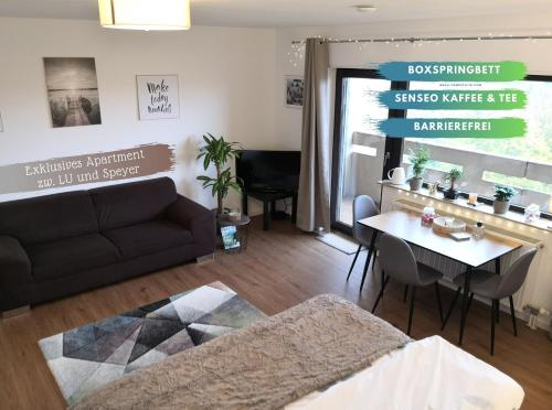 Exklusives Apartment zw. LU und Speyer mit Aufzug, Rhein-Pfalz-Kreis