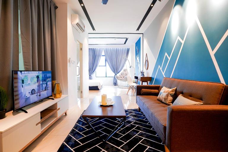 Pinstay Biru Suites @ ITCC Manhattan Suites, Penampang