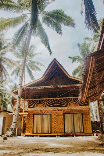Amigos Siargao, Exclusive Cozy Native Hut, General Luna