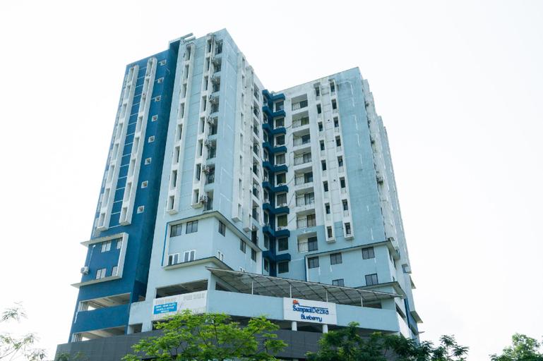 OYO Home 16140 Exotic 1BHK Infopark, Ernakulam