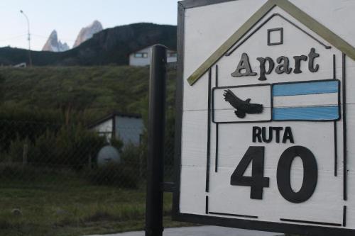 Apart Ruta 40, Lago Argentino