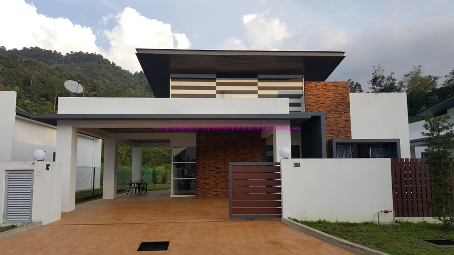 Relaxing Country House D13A (For Event Use), Papar