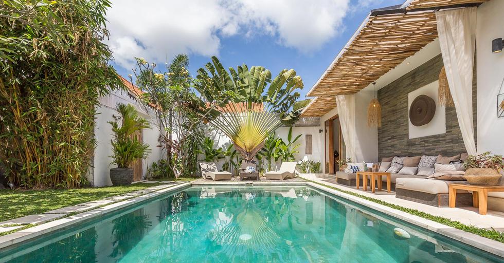 Villa Buddha - Homey Tropical Cozy Gateway, Badung