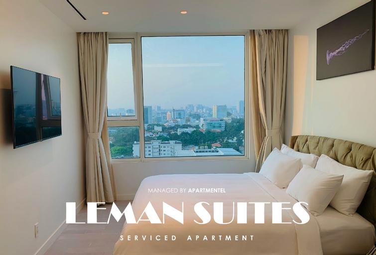 Apartmentel - Leman Condo |  2BR Free gym & pool, Quận 3