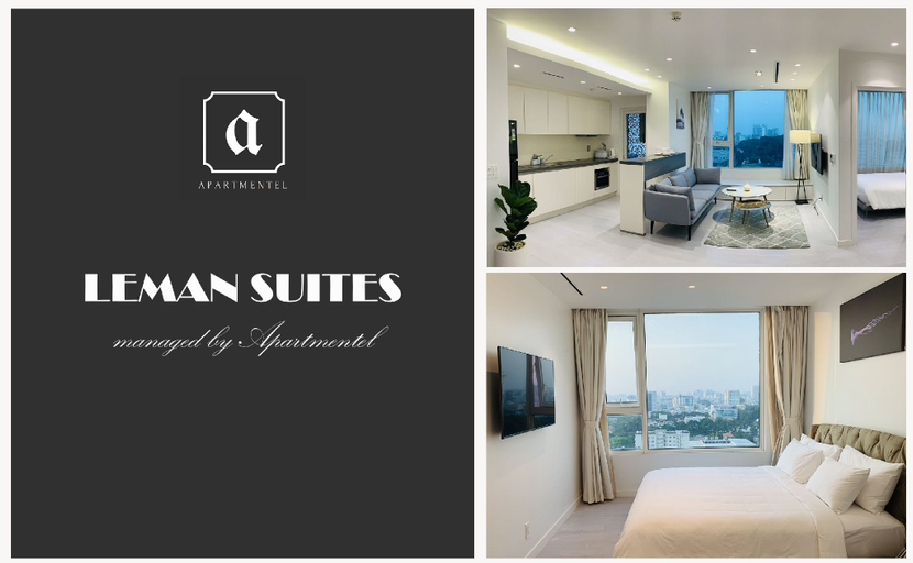 Apartmentel - Leman | 4BR adjacent-apartments, Quận 3