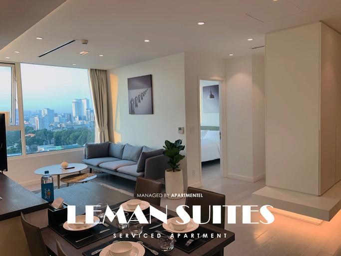 Apartmentel - Leman Condo |  2BR Low floor, Quận 3