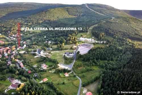 Willa Izerka, Lubań