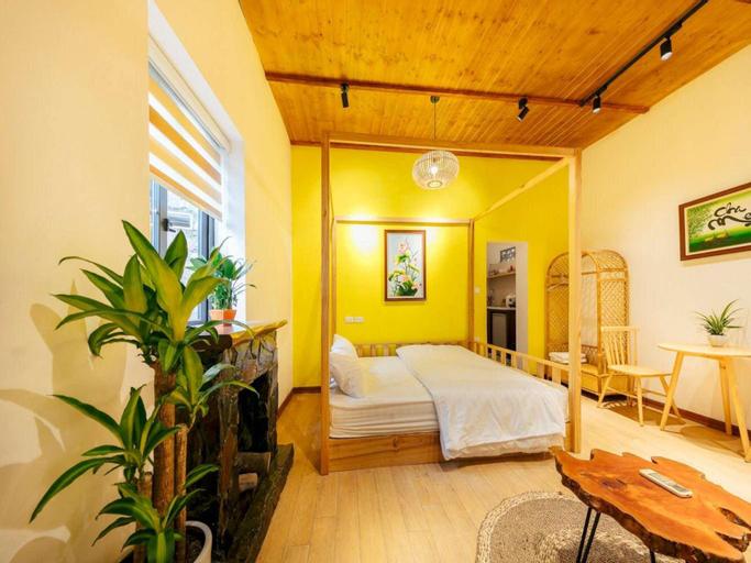 Garden House-2APTs, 3 BEDs for group, Old Quarter, Hoàn Kiếm