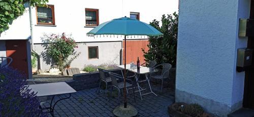Romantische Ferienwohnung Rheingold 50 qm fur 2 bis 4 P, Mainz-Bingen
