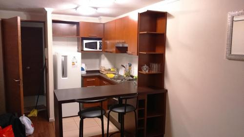 Apartment Marin 80, Santiago
