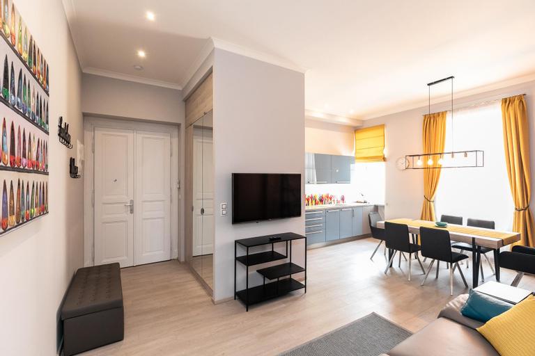 Luxury Modern Apartment No.31 in Prague Center, Praha 1