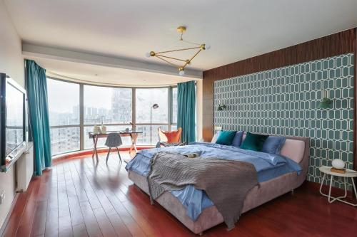 【locals】three bedrooms flat next to the Zijin Mountain, Nanjing