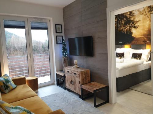 Apartament Zaczarowany Las - 5D Apartamenty, Lubań