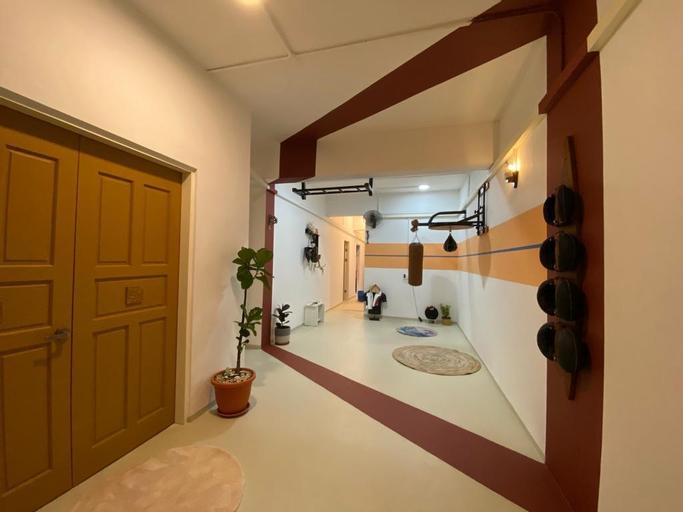 Hidden gem bohemian X minimalist home, Kota Kinabalu