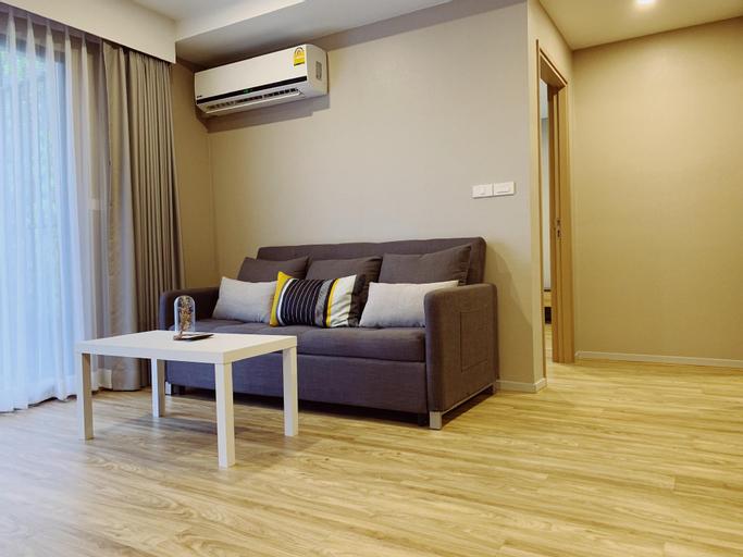 416Blossom condo/Icon Siam /Asiatique/pool/2 bed , Bang Rak