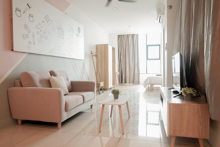 Pinstay Scandinavian Suites @ITCC Manhattan Suites, Penampang