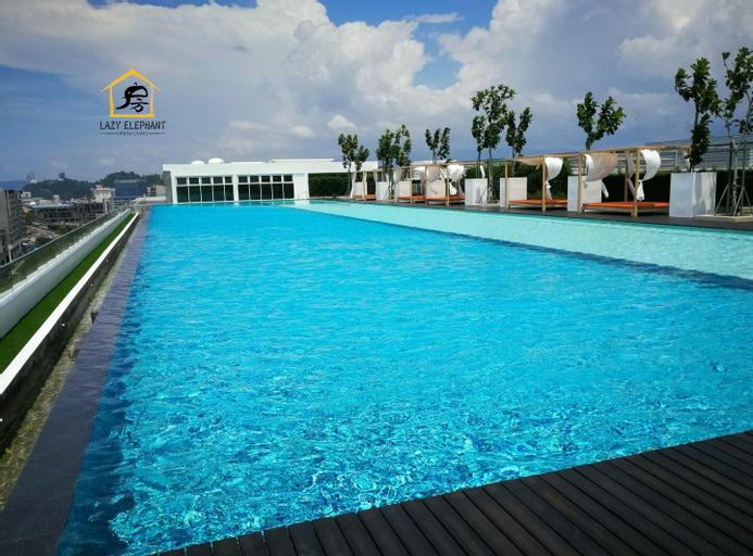 N.2 Infinity Swimming Pool Superior Apartment Infinity Swimming Pool Oppt IMAGO, Kota Kinabalu