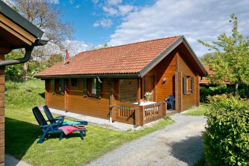 KNAUS Campingpark Viechtach, Regen