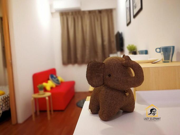 LE1 Gaya Street One Bedroom Suite GAYA STREET (2-4pax) 1BR Studio Room, Kota Kinabalu