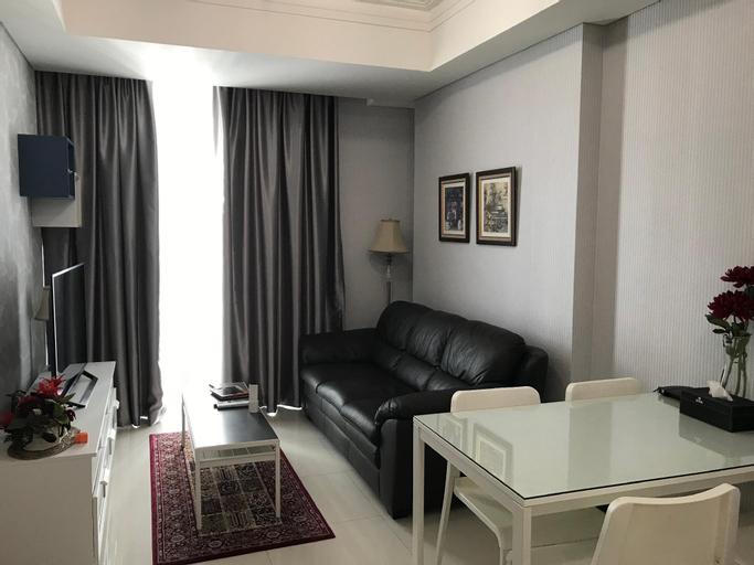 Luxury 2BR Condo @ Casagrande Residence - KoKas, South Jakarta